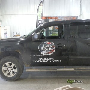 Walker Inspection – Eager Beaver Truck Graphics