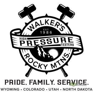 Walker Inspection – Rocky Mtns. Logo Design