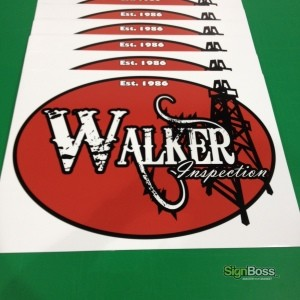 Walker Inspection – Vehicle Magnets