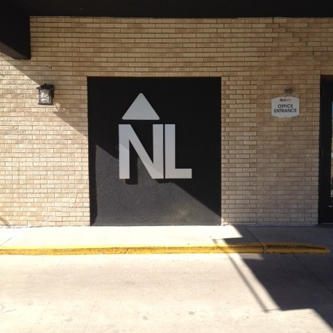 Dimensional Stainless Steel Sign