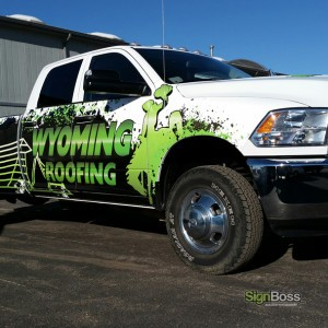 Full Wraps – Wyoming Roofing