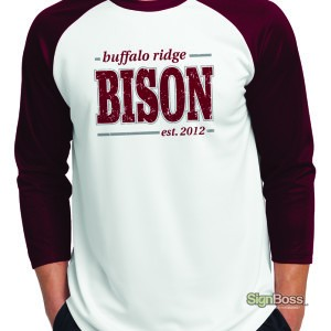 Baseball Shirts – Buffalo Ridge Elementary
