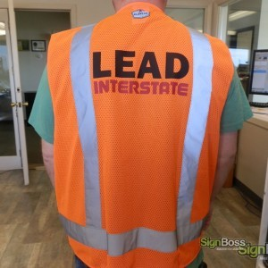 Safety Vests – Interstate Power Systems