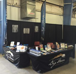 trade show displays in Gillette WY