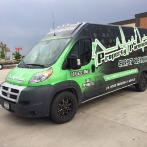 Vehicle Wrap Graphic